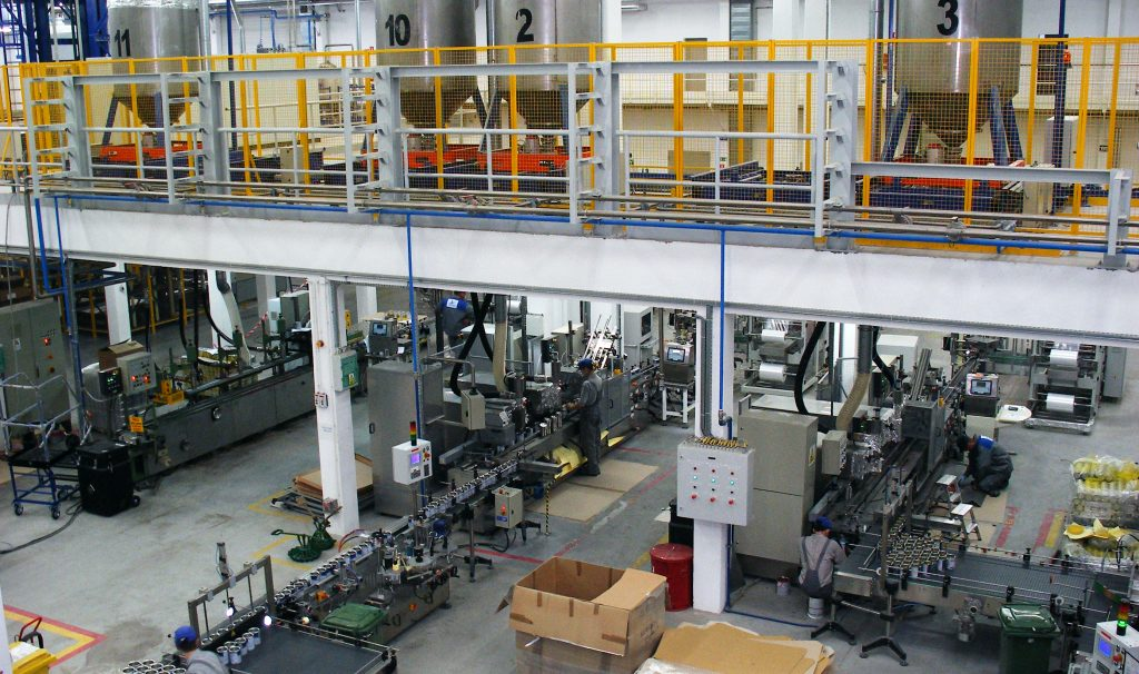 New production lines